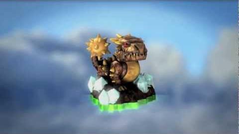 Skylanders Spyro's Adventure Trailer - Bash (Rock and Roll)