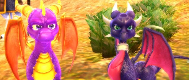 File:Spyro and Cynder 1.jpg