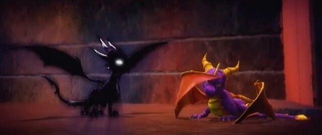 Файл:Dark Cynder Spyro.jpg