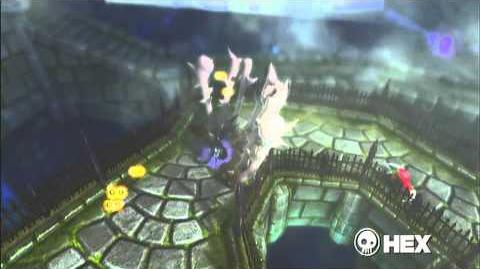 Skylanders Spyro's Adventure - Hex Preview (Fear the Dark)