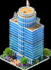 Building Seventh Heaven Hotel