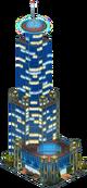 Dar Al Awadi Tower (Night)