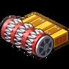 TBM-68 Drillbit