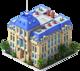 Building city hall