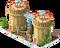Komazawa Water Towers