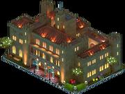 Almudaina Royal Palace (Night)