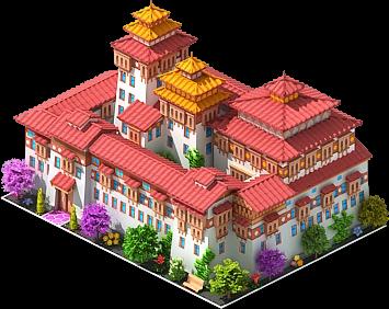 File:Punakha Dzong Palace.png