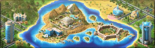Megapolis Gold Reserve Background