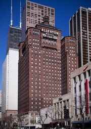 RealWorld Allerton Hotel