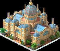 Royal Exhibition Building L1