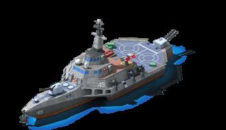 LCS-62 Coastal Ship L1