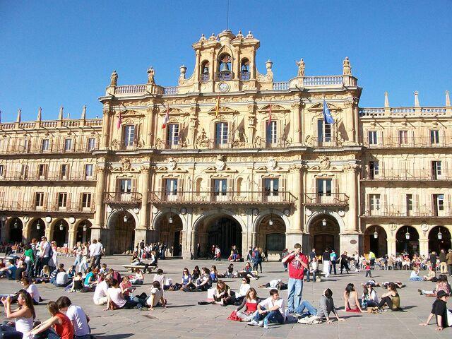 File:RealWorld Salamanca City Hall.jpg
