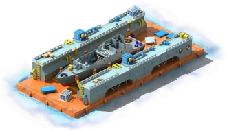 LCR-24 Landing Craft Construction