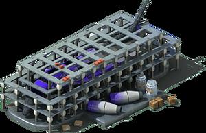 OS-61 Orbital Shuttle Locked