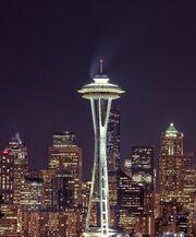 RealWorld Lightning Catcher Tower