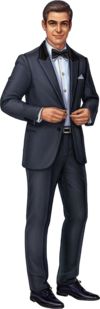 Character Expert on Gambling