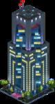 Al-Othman Tower (Night)