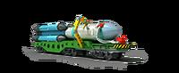 Icon CS-25 Cargo Rocket