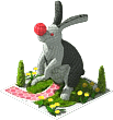 Nijmegen Rabbit Sculpture