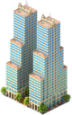 Commerce Square Residential Complex L2