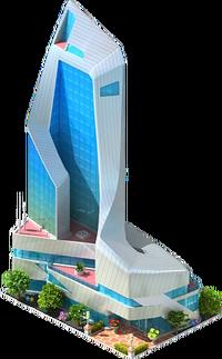 Bangkok Hotel Complex
