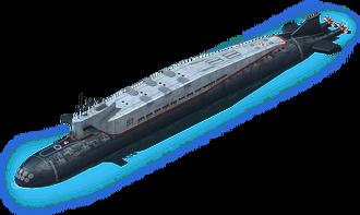 NS-52 Nuclear Submarine L1
