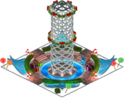 Tower of Ring (Night)