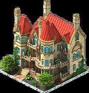 Alpha Sigma Fraternity House