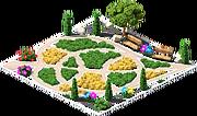 Decoration Leaf Park