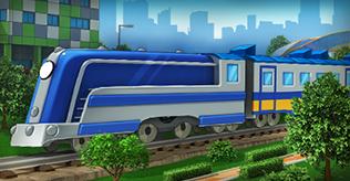 Railroad Marathon VII