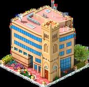 Bellefield Towers Office