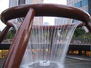 RealWorld Singapore Fountain