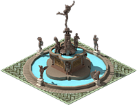 File:Decoration Fountain with a Statue.png
