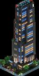 Rockefeller Center (Night)