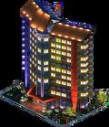 Hotel Silken (Night)