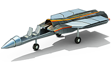 TB-60 Tactical Bomber Construction