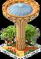 Dubai Water Tower