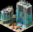 Conrad Miami Hotel Construction