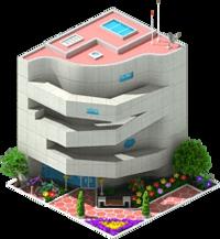 Ibere Camargo Center
