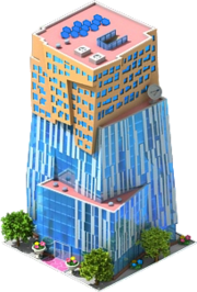 The Rock Office Tower