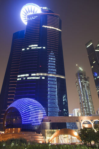 File:RealWorld Qatar Trading Center (Night).jpg