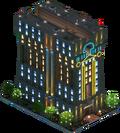 Postmodern Residential Complex (Night)
