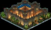 Coca Castle (Night)