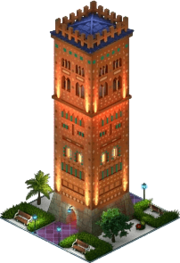 St. Martin's Tower (Night)
