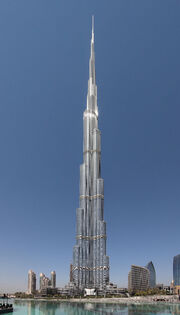 RealWorld Burj Khalifa