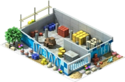 Rotterdam Shipping & Transport College Construction