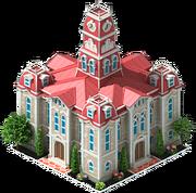 Building Hibiscus Mansion