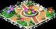 Decoration Floral Lawn
