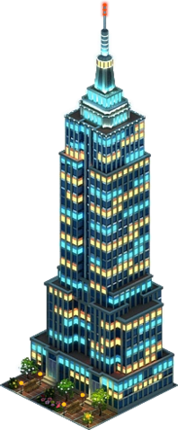File:Empire State Building (Night).png
