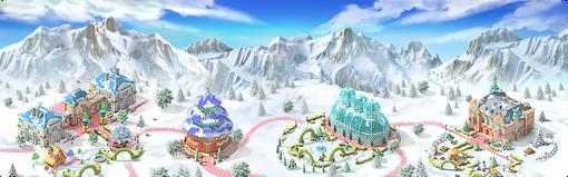 Winter Park Background